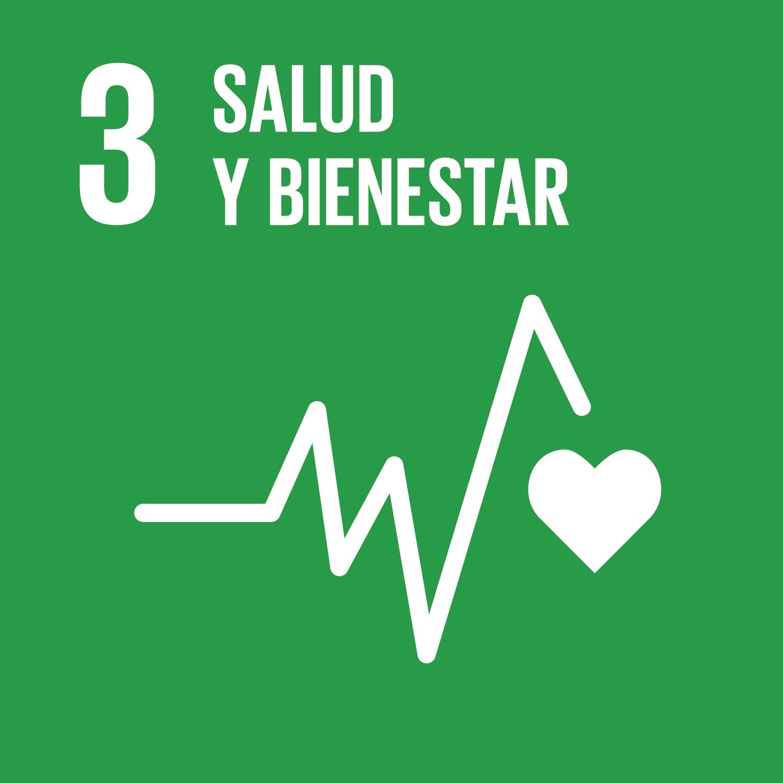 ODS 3. Salud y bienestar