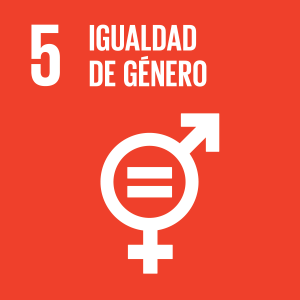 ODS 5.Igualdad de género