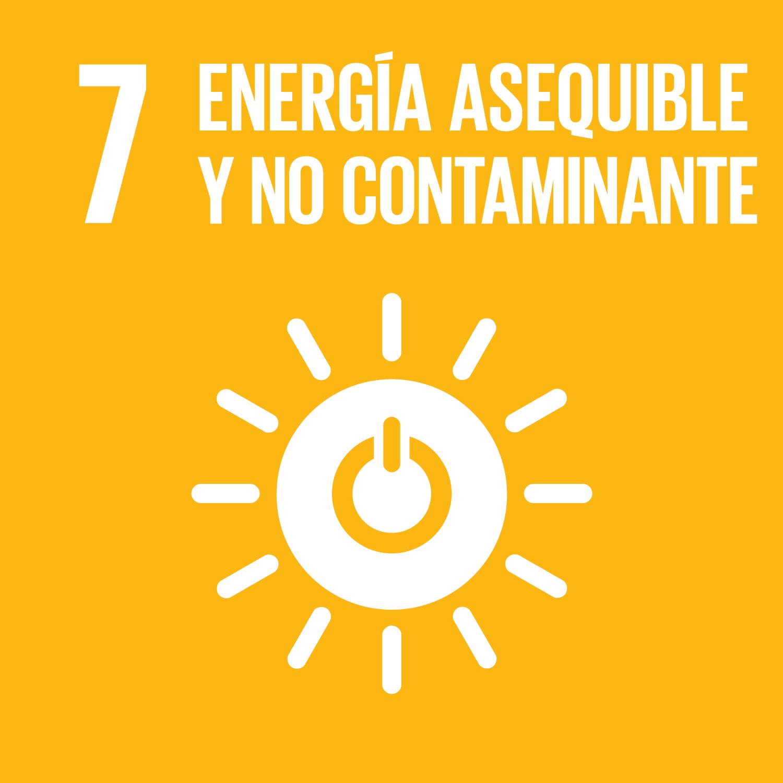 ODS 7.Energía asequible y no contaminante