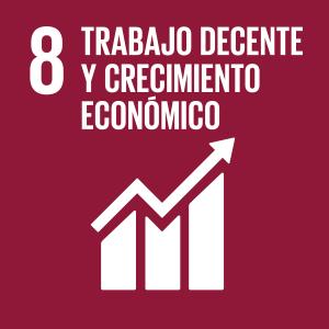 ODS 8.Trabajo decente y crecimiento económico