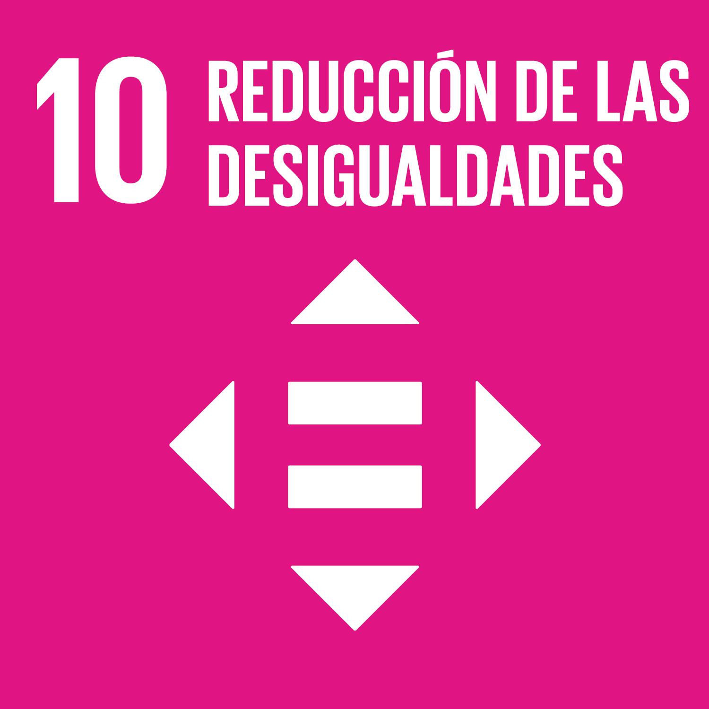 ODS 10.Reducción de las desigualdades