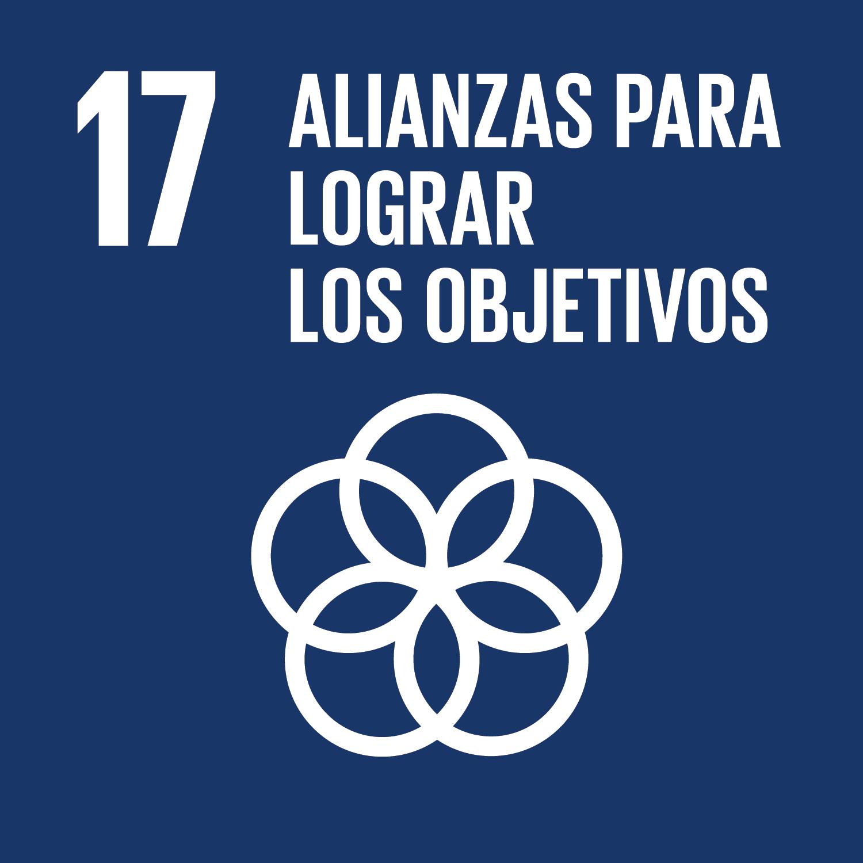 ODS 17.Alianzas para lograr los objetivos