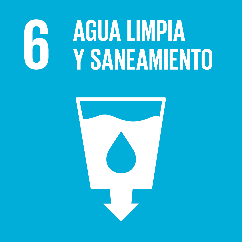 ODS 6.Agua limpia y saneamiento