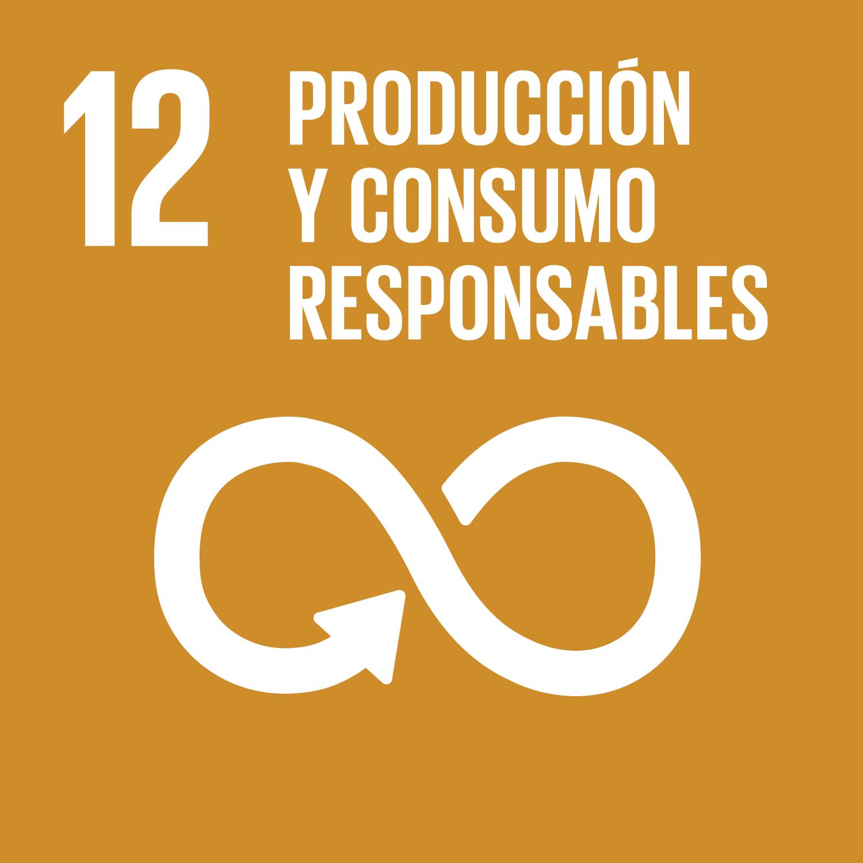 ODS 12.Producción y consumo responsables